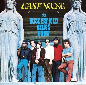 BUTTERFIELD BLUES BAND - East-West (CD)