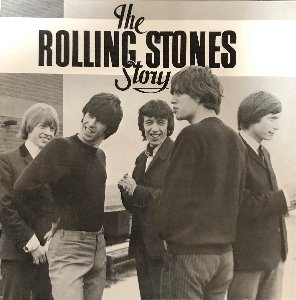 ROLLING STONES - Rolling Stones Story (12LP Box set)