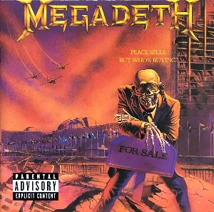 MEGADETH - Peace Sells... But Who's Buying? (CD)