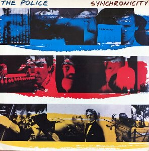 POLICE - Synchronicity (Every Breath You Take)