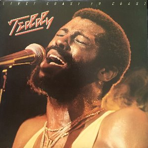 TEDDY PENDERGRASS - Teddy Live Coast To Coast (2LP)