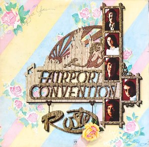 "FAIRPORT CONVENTION - ROSIE (""1973 PALM ISLAND RECORDS"")"