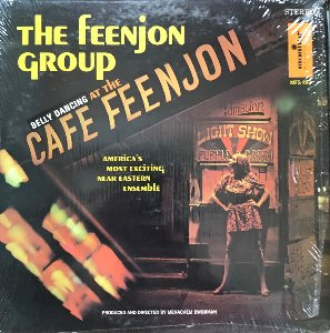 "THE FEENJON GROUP - An Evening At Cafe Feenjon (DONNA DONNA/밤에 피는 장미)  ""이명우 가시리의 원곡"""