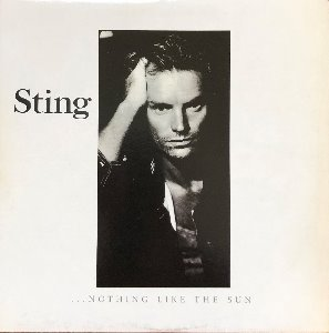 STING - ... NOTHING LIKE THE SUN (2LP)