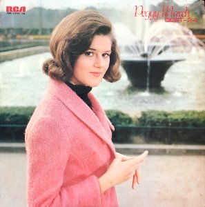 "PEGGY MARCH - Best 24 (""I WILL FOLLOW HIM""외.....) 2LP"