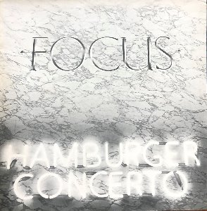 FOCUS - Hamburger Concerto (SUPER RARE UK ORIGINAL)