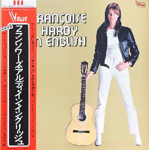 FRANCOISE HARDY - FRANCOISE HARDY IN ENGLISH (OBI')