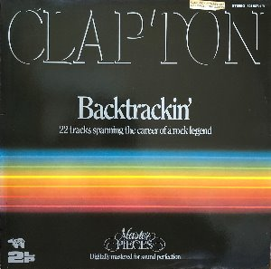 ERIC CLAPTON - Backtrackin' (2LP)