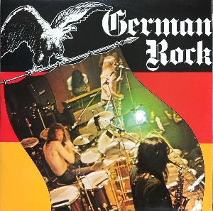 German Rock - Birth Control, Wind, Sitting Bull.... (2LP)