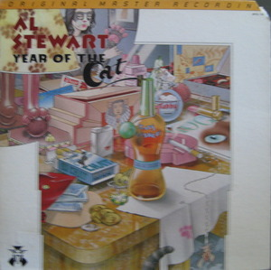 AL STEWART - YEAR OF THE CAT (MFSL/Original Master Recording) Mobile Fidelity Sound Lab