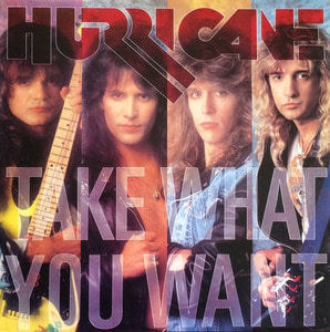 HURRICANE - TAKE WHAT YOU WANT (준라이센스)