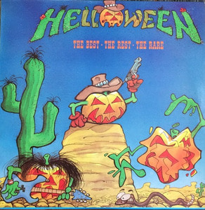 HELLOWEEN - THE BEST,THE REST,THE RARE (2LP)