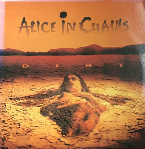 ALICE IN CHAINS - DIRT (해설지)