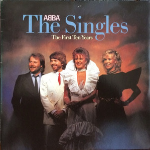 ABBA - THE SINGLES/THE FIRST TEN YEARS (2LP)
