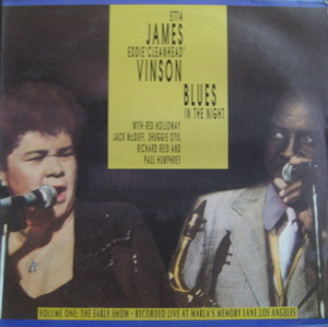 ETTA JAMES / EDDIE VINSON - BLUES IN THE NIGHT