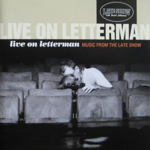 LIVE ON LETTERMAN - MUSIC FROM LATE SHOW (CD)