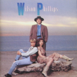 WILSON PHILLIPS - HOLD ON/RELEASE ME (CD)