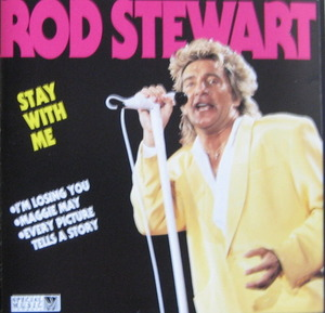 Rod Stewart - Stay With Me (CD)