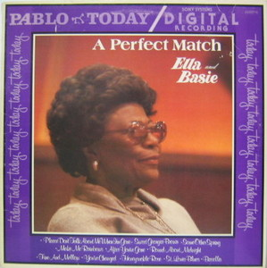 Ella and Basie - A Perfect Match