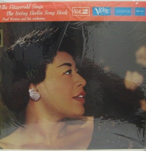Ella Fitzgerald - The Irving Berlin Songbook Vol. 2