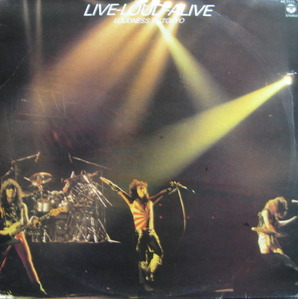 LOUDNESS -  Loudness In Tokyo Live (2LP/준라이센스)