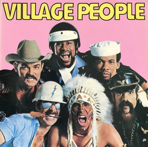 VILLAGE PEOPLE - THE VERY BEST OF VILLAGE PEOPLE
