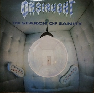 "ONSLAUGHT - IN SEARCH OF SANITY (""PROMO SAMPLE RECORD"")"