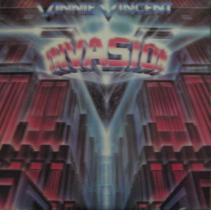 VINNIE VINCENT - INVASION (준라이센스)