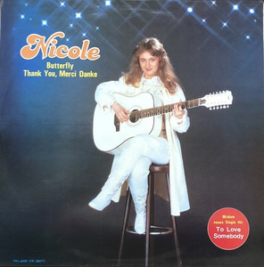 NICOLE - Nicole Vol. 2 (My First Love/Butterfly)