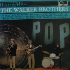 WALKER BROTHERS - The Walker Brothers