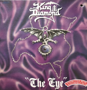 KING DIAMOND - THE EYE (해설지)
