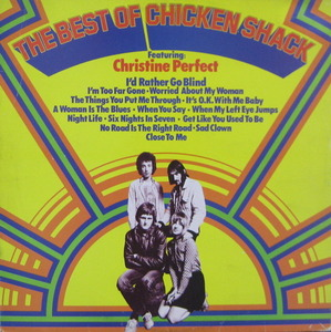 CHICKEN SHACK - THE VERY BEST OF CHICKEN SHACK