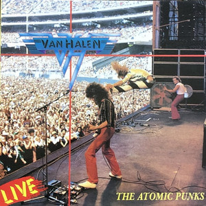 VAN HALEN - LIVE/THE ATOMIC PUNKS
