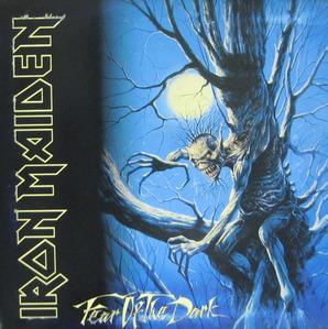 IRON MAIDEN - FEAR OF THE DARK (2LP)