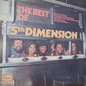 5TH DIMENSION - THE BEST OF 5TH DIMENSION