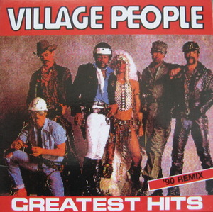 VILLAGE PEOPLE - GREATEST HITS/'90 REMIX