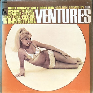 VENTURES - GOLDEN GREAT BY VENTURES