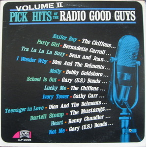 VARIOUS - Pick Hits of the Radio Good Guys Vol.2