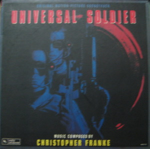 UNIVERSAL SOLDIER - OST