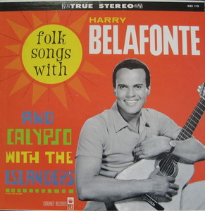 "HARRY BELAFONTE - FOLK SONGS WITH BELAFONTE (""VENEZUELA"")"