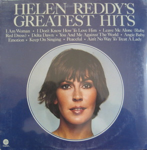 HELEN REDDY - HELEN REDDY'S GREATEST HITS