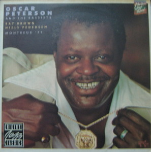 OSCAR PETERSON & THE BASSISTS - MONTREUX '77
