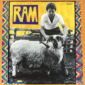 PAUL McCARTNEY - RAM (가사지)