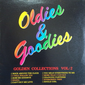 OLDIES & GOODIES - GOLDEN COLLECTION VOL.2