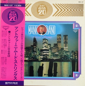 Mantovani - Mood Strings Max 20 (OBI')