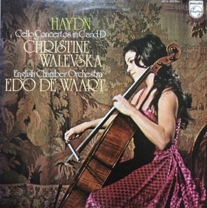 CHRISTINE WALEVSKA - HAYDN: Cello Concertos