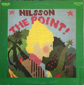 "HARRY NILSSON - The Point (""gate w/color book '71 lspx1003"")"