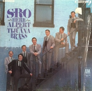 HERB ALPERT AND THE TIJUANA BRASS - S.R.O