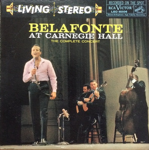 HARRY BELAFONTE - BELAFONTE AT CARNEGIE HALL (2LP)