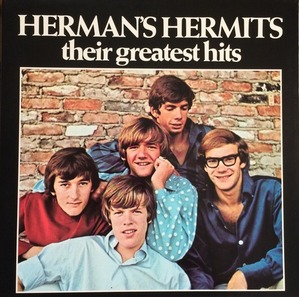 HERMAN'S HERMITS - THEIR GREATEST HITS